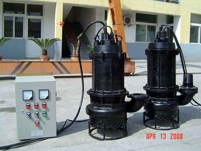 CQWJ搅拌式潜污泵