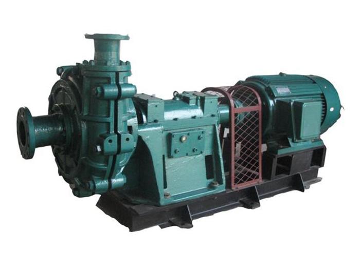 CZJ单壳体渣浆泵