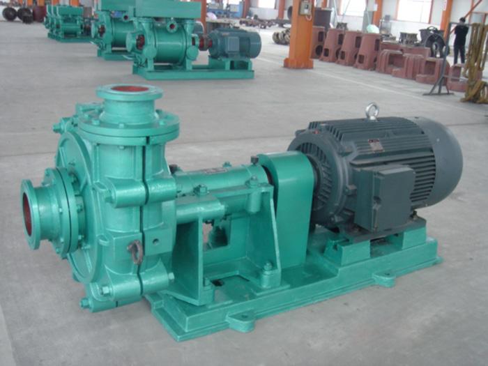 CZJ双壳体渣浆泵