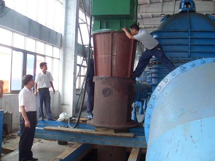 CYH立式混流泵
