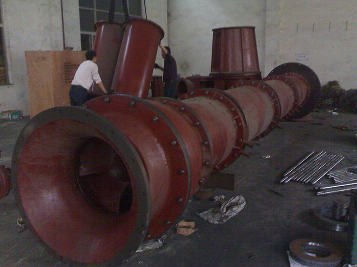 CYZJ搅拌型长轴渣浆泵