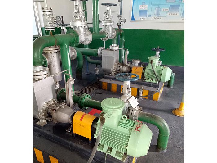 中石化塔河分公司卧式自吸泵