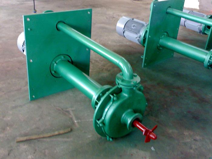 长轴耐磨式下泵带搅拌轮,防止介质板结