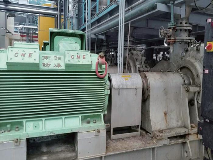 中石化上海高桥脱硫浆液泵