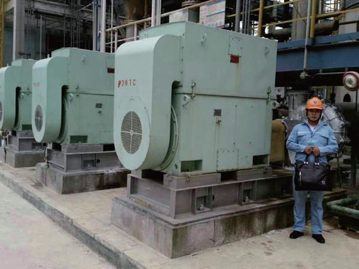 中石化长岭脱硫浆液泵