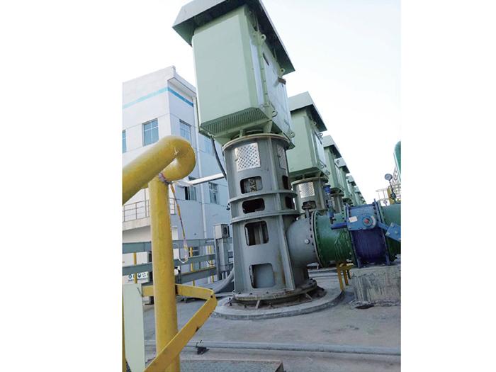 中石化中天合创9 台立式长轴循环水泵